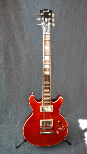 2014 Gibson Les Paul Double Cut, 120th Anniversary, Excellent Condition, $2,000.00