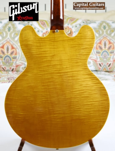 2014 Gibson Memphis Rusty Anderson '59 ES 335 VOS Aged Natural, Excellent, Original Hard, $3,499.00