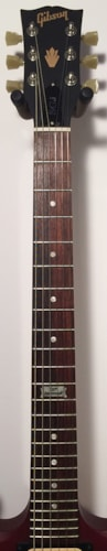 2014 Gibson SG M Satin Cherry, Excellent, GigBag, $550.00