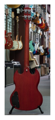2014 Gibson SG Special Bass 120th Anniversary cherry