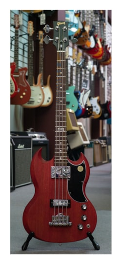 2014 Gibson SG Special Bass 120th Anniversary