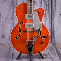 2014 Gretsch G5420T Electromatic Hollowbody, Orange Stain
