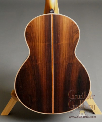 2014 Lowden 40th Anniversary WL50(WEE) Brazilian Rosewood