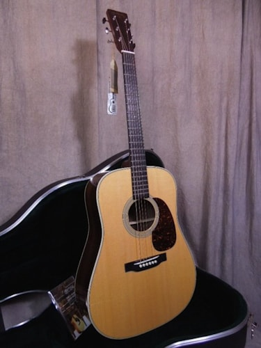 2014 Martin Custom Shop D-28 Promo Brand New, Original Hard