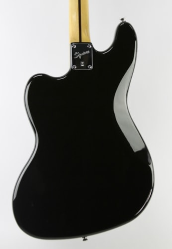 2014 Squier® Bass VI Black, Excellent, GigBag, $449.00