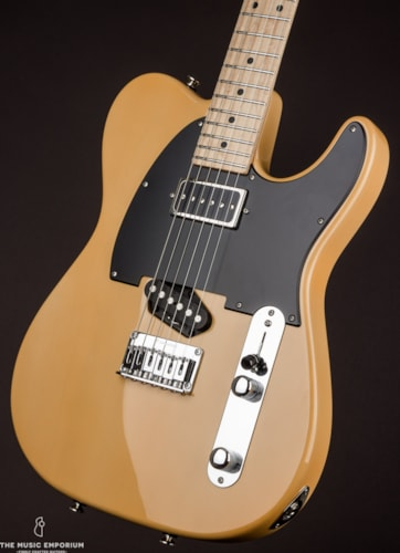 2014 Tom Anderson T Classic Shorty Hollow Contoured Butterscotch Finish, Near Mint, Hard, Call For Price!