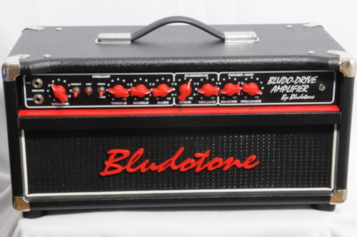 2015 Bludotone Bludo-Drive Black & Red, Mint, $5,599.00