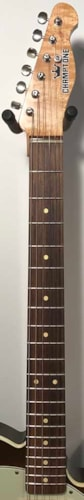 2015 Champtone Outlaw Sunburst, Near Mint, Original Hard