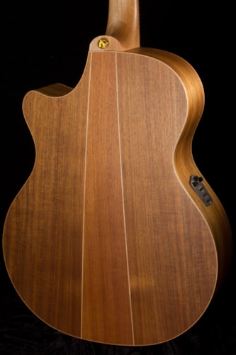 2015 Cole Clark Angel 2EC-MJ Maneli Jamal Natural, Brand New, Original Hard