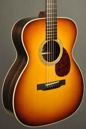 2015 Collings OM2G Custom Sunburst, Mint, Original Hard, $3,750.00