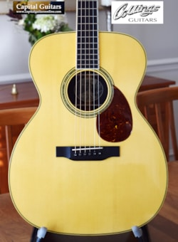 2015 Collings OM3GSS Varnish