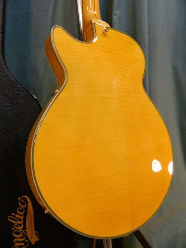 2015 D'Angelico Excel SS Natural