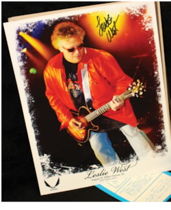 2007 DEAN Leslie West Ltd Edition