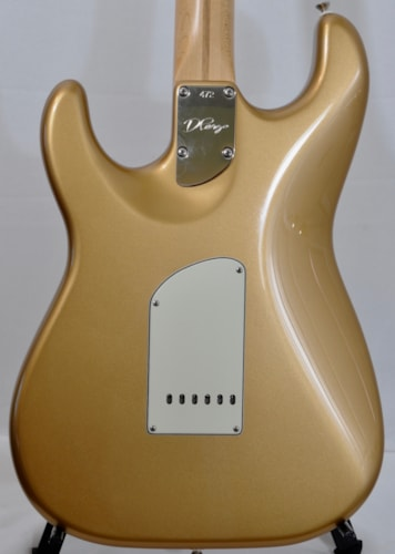 2015 D'Pergo Vintage Limited 1971 Mojave Tan Metallic (Think Shoreline Gold)