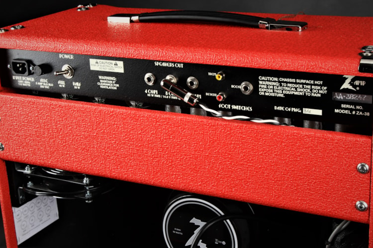 2015 Dr. Z Z-Lux - 1x12 - Red