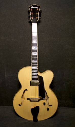 2015 EASTMAN JazzElite 16-6 5383 Blonde, Brand New, Original Hard