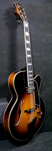 2015 EASTMAN JazzElite 16-6 540009 Sunburst, Brand New, Original Hard