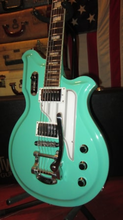 ~2015 Eastwood Airline Map Guitar
