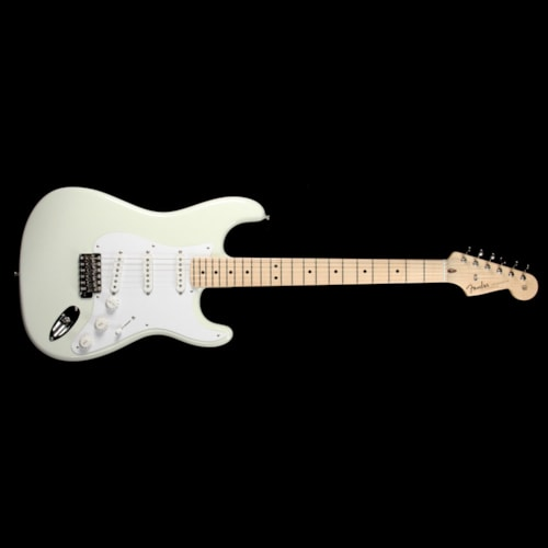 2015 Fender Custom Shop Eric Clapton Stratocaster Olympic White NOS 2015 Excellent, $3,499.00