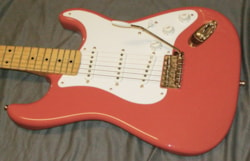 2015 Fender Custom Shop Stratocaster