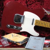 2015 Fender Custom Shop Telecaster