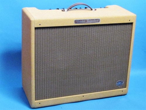 2015 Fender Custom Shop Twinolux Eric Clapton Tweed > Amps & Preamps