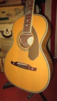 2015 Fender Ron Emory Loyalty Jr. Parlor Acoustic