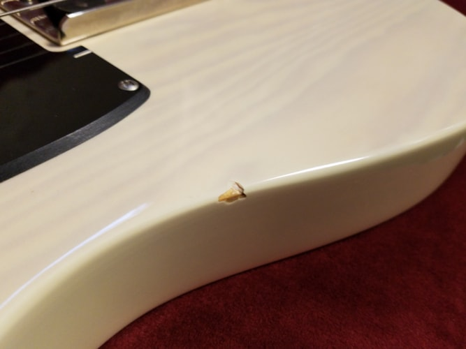 """2015 Fender® Squier® """"Classic Vibe"""" 50's Telecaster® Blonde, Very Good, $279.00"""