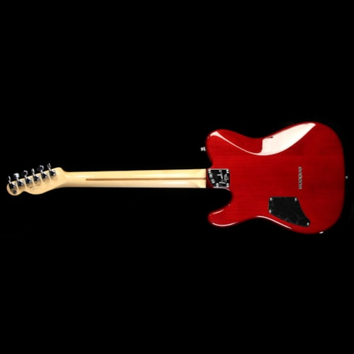 2015 Fender Used 2015 Fender American Deluxe Telecaster Electric Guitar Cherry Red Excellent, $1,699.00