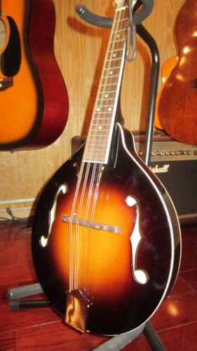 2015 FLINTHILL FHM-50 Sunburst, Brand New, $199.00