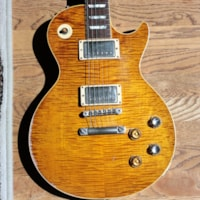 2015 Gibson 59 Les Paul Tom Murphy Painted & Aged PETER (1959 Reissue)