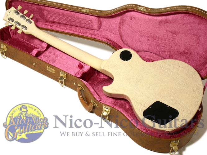 2015 Gibson Custom Shop Historic Select 1959 Les Paul Gloss Hand Selected Trans Pink