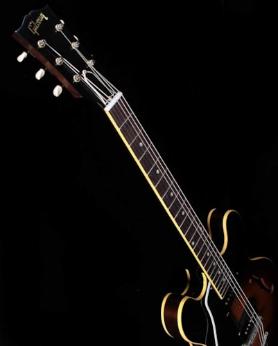 2015 Gibson LEFTY ES-330 (1959 Reissue) Vintage Sunburst, Mint, Original Hard, $2,995.00