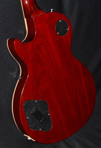 2015 Gibson Les Paul Traditional Pro Wine Red, Very Good, Original Hard, $1,595.00
