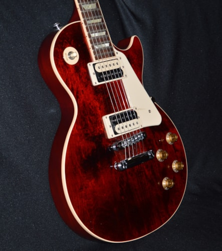 2015 Gibson Les Paul Traditional Pro  Wine Red, Excellent, Original Hard, $1,595.00