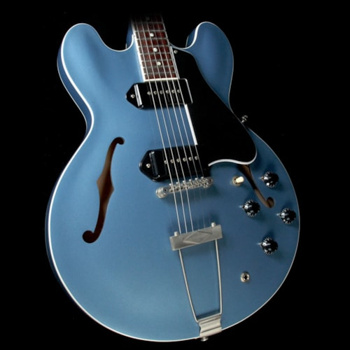 2015 Gibson Used 2015 Gibson Memphis ES-330 Electric Guitar Pelham Blue Excellent, $2,699.00