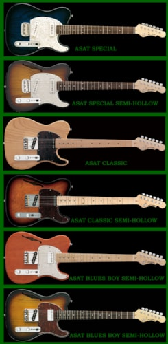 2015 G&L Many to choose from Many to choose from, Brand New, GigBag