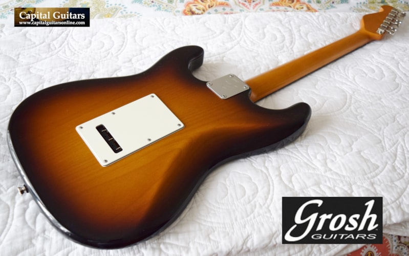 2015 Grosh NOS Retro '59 Burst