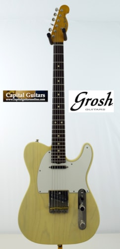 2015 Grosh NOS Vintage T Blonde, 6.9 pounds, Medium/Large C