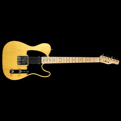 2015 HAHN Used 2015 Hahn 228 Model Electric Guitar Butterscotch Blonde Excellent, $2,799.00