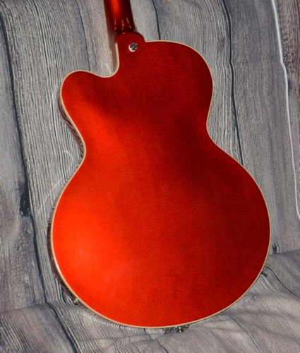 2015 Heritage Custom H516 Thin Body Candy Apple Red