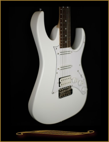 2015 Ibanez Andy Timmons AT10RP Classic White, Brand New, Hard, $1,299.99