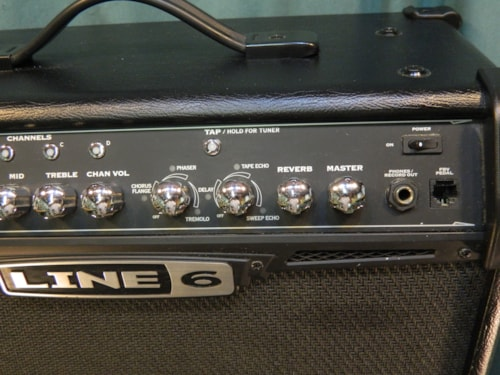 ~2015 Line 6 Spider IV 30 Black