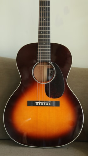 2015 Martin CEO-7 tobacco burst, Brand New, Original Hard