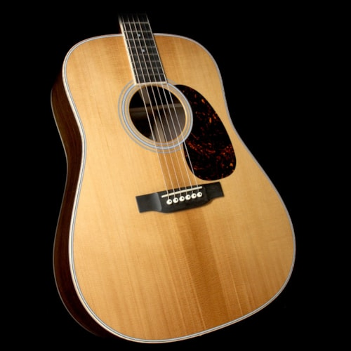2015 Martin Used 2015 Martin D-35E 50th Anniversary Special Edition Acoustic-Electric Guitar Natural Excellent, $3,599.00