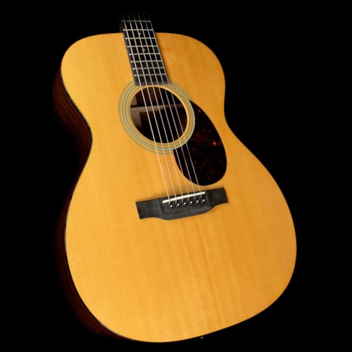 2015 Martin Used 2015 Martin OM-21 Acoustic Guitar Natural Excellent, $2,049.00