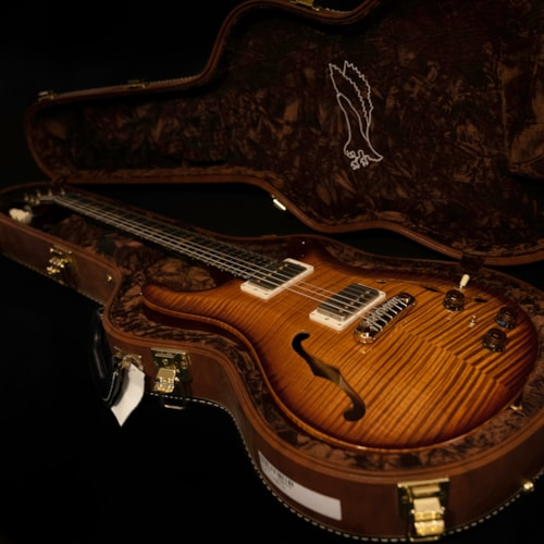 2015 PRS Private Stock Jason Kostal Violin, Brand New, Original Hard, $18,900.00