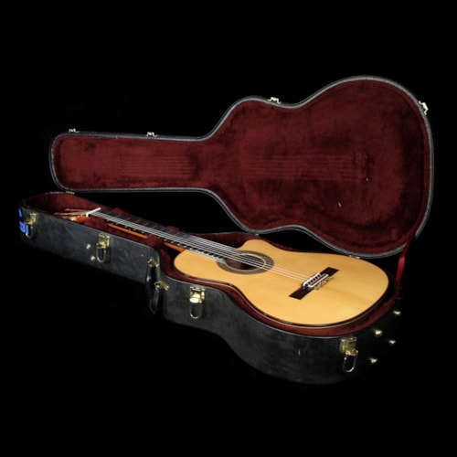 2015 Ramirez Used 2015 Jose Ramirez 2NCWE-A Classical Acoustic-Electric Guitar Natural Excellent, $1,999.00