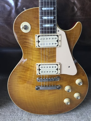 2015 Roman Rist '59 Les Paul Burst, Excellent, Call For Price!