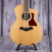 2015 Taylor 254ce DLX 12-String Acoustic Electric, Natural
